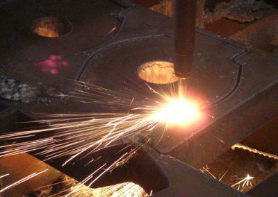 Flame-Cutting-Method